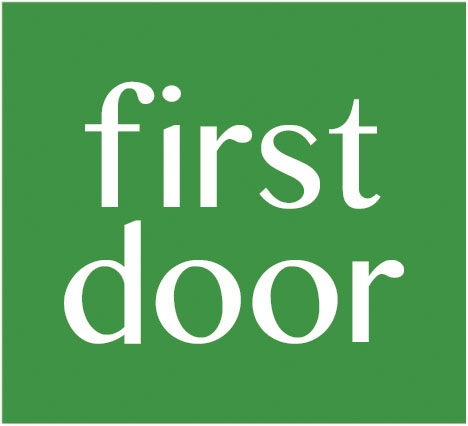 First Door Master Logo Portrait web